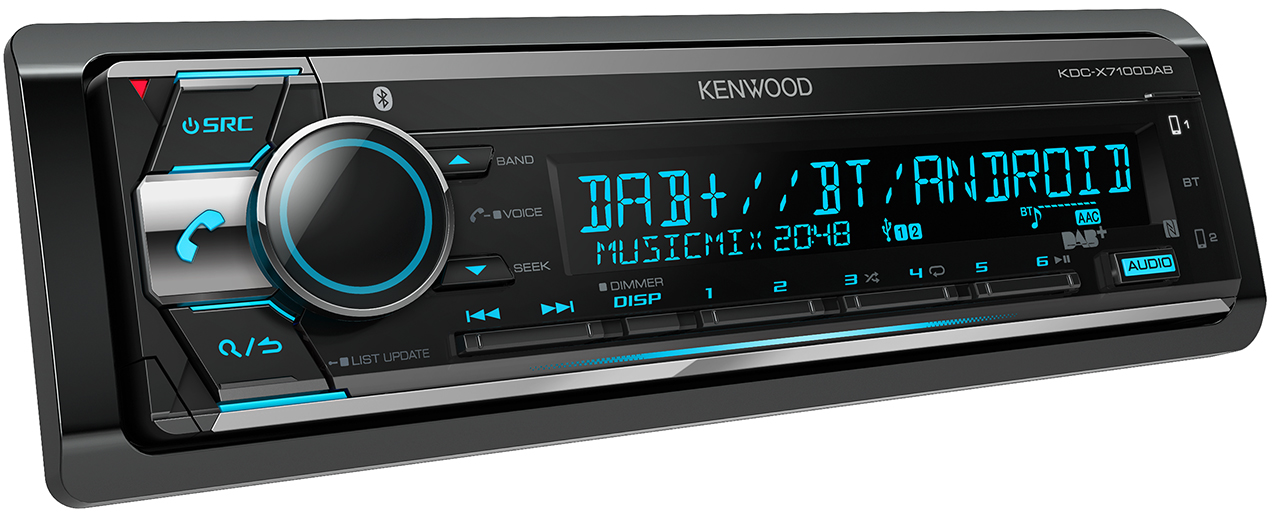 KENWOOD KDC-X7100DAB STATE-OF-THE-ART FLAGSHIP LAUNCHED - Adam