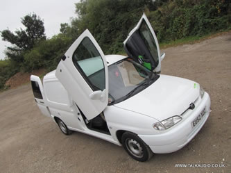White Van Man\u0027s Lambo , Adam Rayner Talks Audio