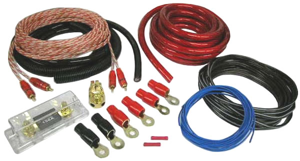 installation kits car amplifier wiring kits car audio cable kits rh girislink co Amp Wiring Kit Ford Wiring Harness Kits