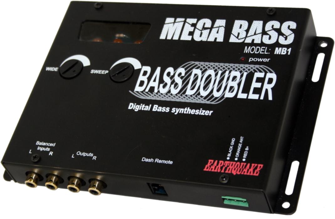 Earthquake Sound MB1 Digital Bass Synthesiser - Adam Rayner Talks Audio