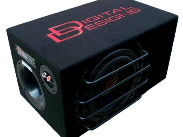 Digital Designs Ddle Mini8 Passive Subwoofer Adam Rayner Talks Audio