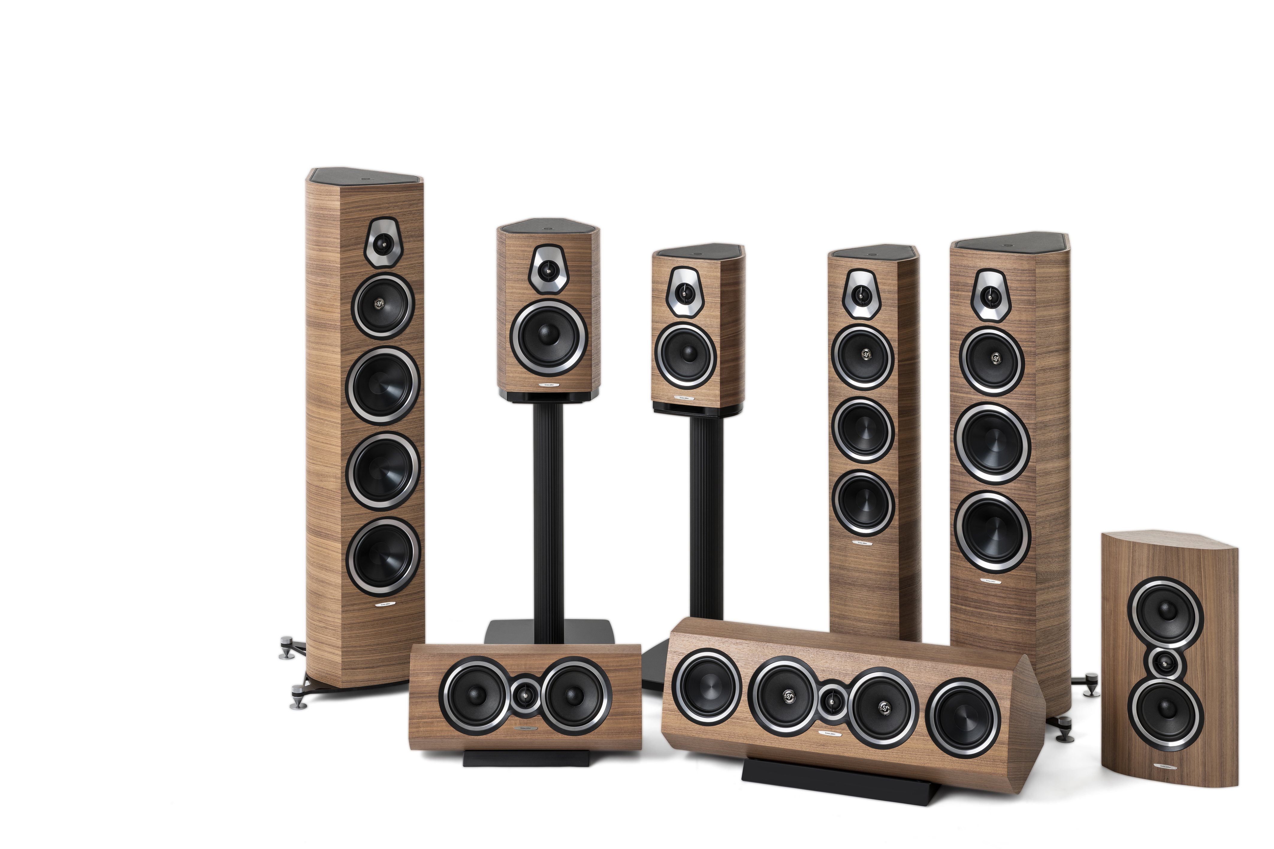 SONUS FABER SONETTO COLLECTION - HIGH END LOUDSPEAKERS FROM